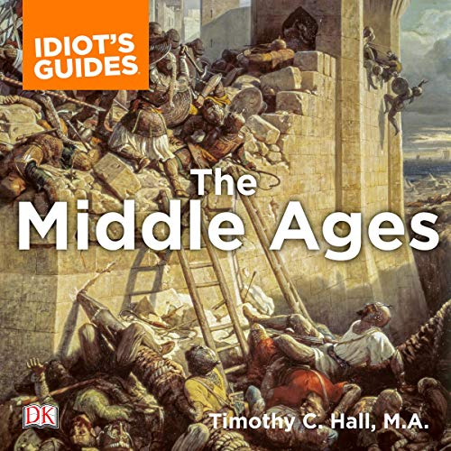 The Complete Idiot's Guide to the Middle Ages cover art