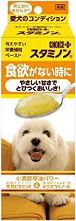 チョイスプラス スタミノン 食欲 犬用 40g