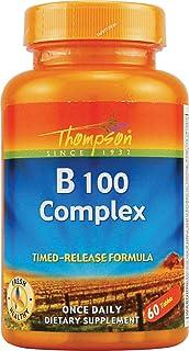 Thompson B Complex, Tablet (Btl-Plastic) 100mg   60ct
