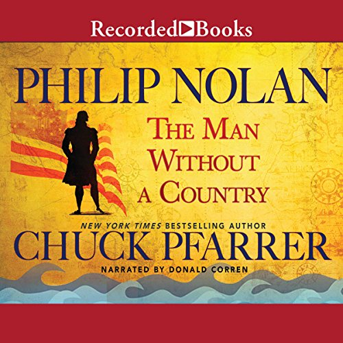 Philip Nolan audiobook cover art