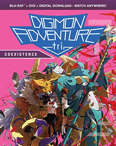Digimon Adventure tri.: Coexistence [Blu-ray]