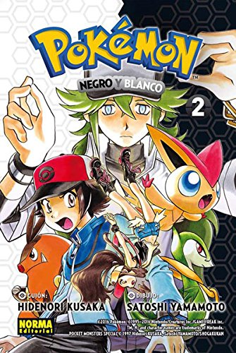 POKEMON 27. NEGRO Y BLANCO 02