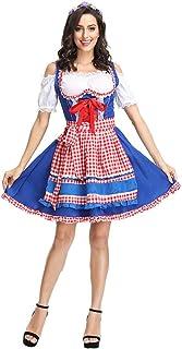 EnsemblesDePyjamaFemmeNuisettesEtDeshabillésDirndl Costume Traditionnel Allemand Autrichien Bavarois Oktoberfest Bi...