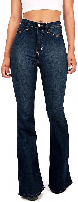 Dunacifa Y2K Fashion Jeans for Women Button High Waist Pocket Elastic Hole Jeans Loose Denim Pants Streetwear Trousers