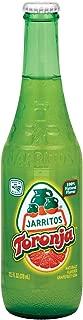 Jarritos Soda, Grapefruit, Bottle, 12.50-Ounce (Pack of 24)