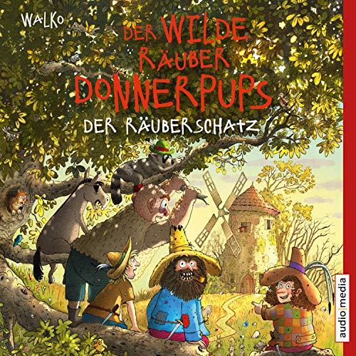 Der wilde Räuber Donnerpups Titelbild