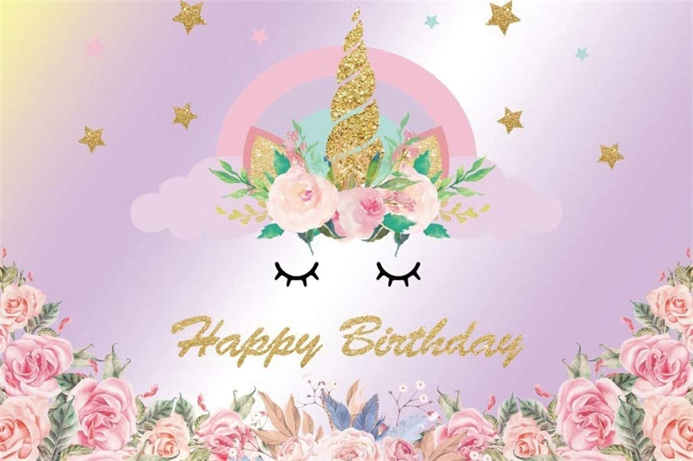 YEELE Watercolor Parrots Pattern Backdrop 10x8ft Fashion Chic Birthday Party Photography Background Room Decoration Kids Adults Artistic Portrait YouTube Videos Photoshoot Props