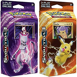 pokemon tcg mewtwo deck