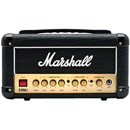 Marshall Amps Guitar Amplifier Head (M-DSL1HR-U)