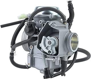 Qiilu Professional Car Carburetor Fit for Honda TRX350FE TRX350FM Rancher 350 2000 2001 2002 2003