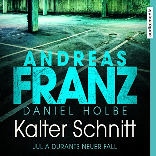 Kalter Schnitt audiobook cover art
