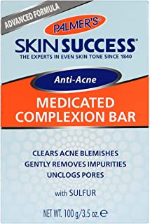 Palmer's Skin Success Anti-Acne Medicated Complexion Bar - 3.50 oz