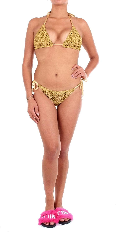 Stella McCartney Luxury Fashion Damen 458613SBM248004 Gold Bikini   Jahreszeit Outlet