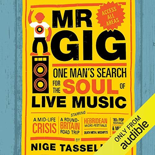Mr. Gig cover art