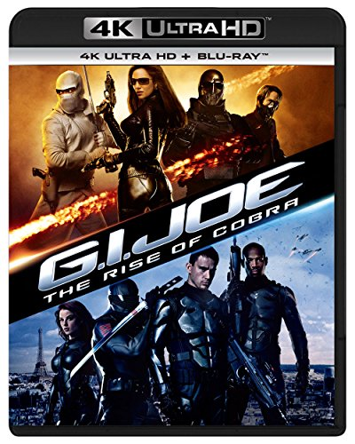 G.I.ジョー (4K ULTRA HD + Blu-rayセット)[4K ULTRA HD + Blu-ray]