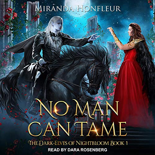 No Man Can Tame audiobook cover art