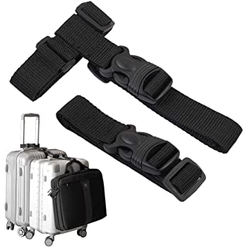 Cool Flip Flops Slippers Luggage Strap Suitcase Straps Travel Belts Accessories