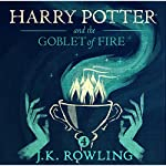 Harry Potter and the Goblet of Fire, Book 4 Titelbild
