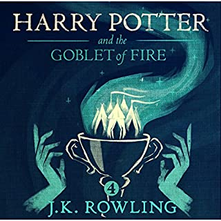 Harry Potter and the Goblet of Fire, Book 4                   By:                                                                                                                                 J.K. Rowling                               Narrated by:                                                                                                                                 Stephen Fry                      Length: 21 hrs and 35 mins     10,058 ratings     Overall 4.9
