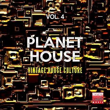Planet House, Vol. 4 (Vintage House Culture)