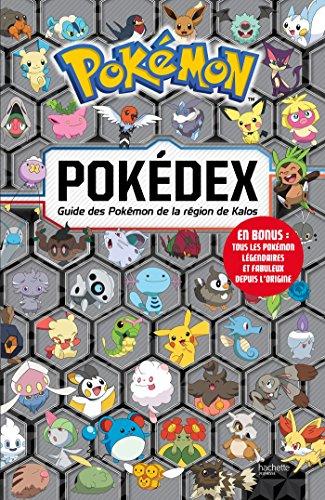 Pokemon / Pokédex XY avec bonus légendaires (Pokémon)