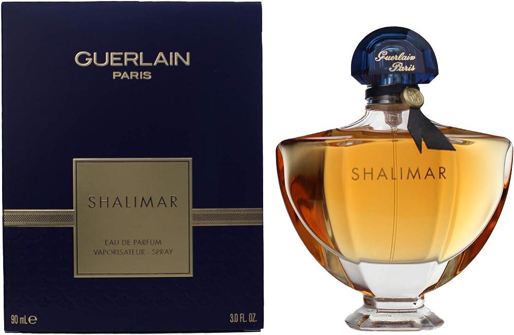 Guerlain shalimar, eau de parfum,profumo per donna, 90ml 10000948