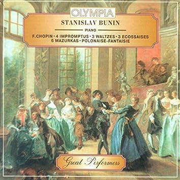 Stanislav Bunin plays Chopin