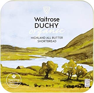 Ducado Waitrose Originales Orgánicos De Estaño Galletas De