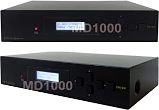 Professional 1080p HDMI to QAM Cable + ATSC Air RF Modulator