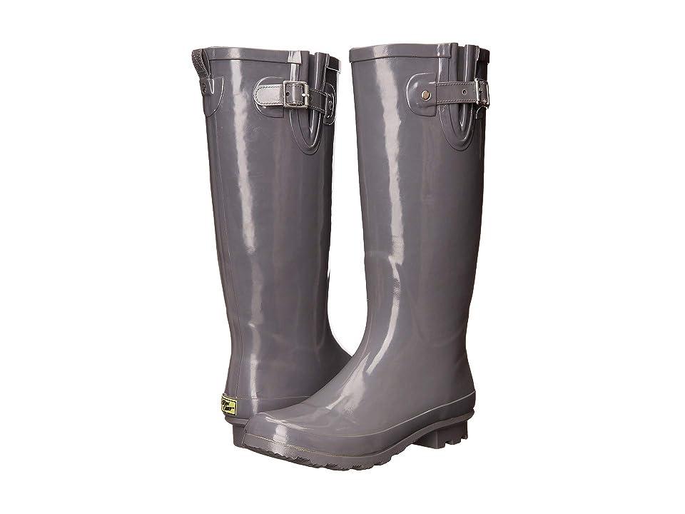 Western Chief Classic Tall Rain Boot (Slate Grey) Women