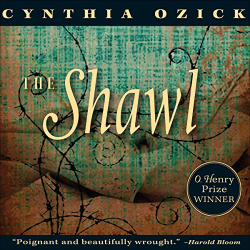 The Shawl audiobook cover art