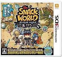 3DSスナックワールドトレジャラーズ 限定ジャラ数量限定封入特典&合言葉キャンペーン限定ジャラ&ジャラがもう一つほしいんジャラキャンペーン限定ジャラ付き付き