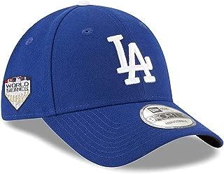 New Era Los Angeles Dodgesr 2018 World Series Bound Side Patch 9FORTY Adjustable Hat