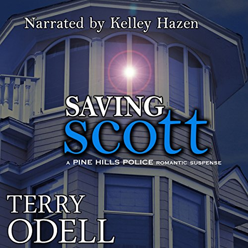Saving Scott audiobook cover art