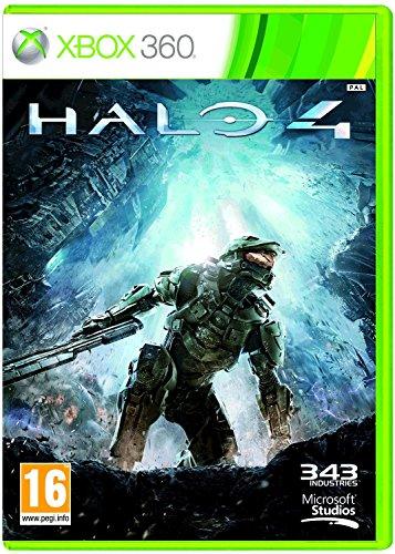 Microsoft Halo 4, DVD, Xbox 360