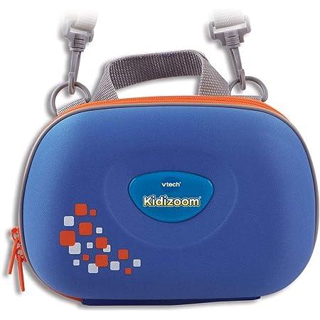 VTech - Sacoche Kidizoom Bleue OFFICIELLE - Accessoire Appareil Photo Enfant - Version FR