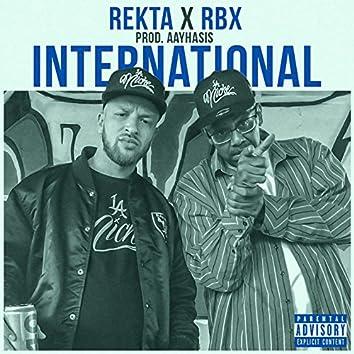International (feat. RBX)