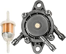 Hilom Fuel Pump 808656 491922 for Briggs Stratton 491922 691034 692313 808492 808656 28B702 28B707 28M707 28N707 28P777 28Q777 351442 351447 Engine Lawn Mower Tractor