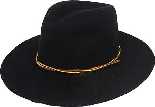 Stetson Alton Wool Cowboy Hat, Black, Large