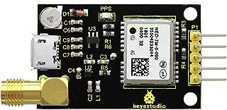 KEYESTUDIO GPS Module Compatible NEO-7M para Arduino Mega2560 R3 Raspberry Pi