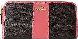 Best coach saffiano zip around wallet Reviews