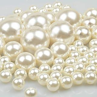 Vetro Perla Rotonde Perline di 70pz perline sfuse in plastica per riempitivi vaso/Decorazioni natalizie/collane gioielli f...
