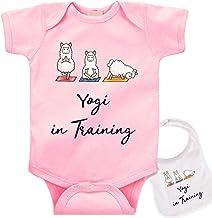 Fun Baby Onesie\u00aes Dog Baby Onesie\u00ae Yoga Dog Onesie\u00ae Yoga Baby Onesie\u00ae Downward Facing Dog Onesie\u00ae