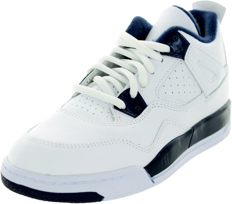 Nike Jungen Jordan 4 Retro LS BP Turnschuhe, 31 EU