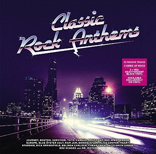 Classic Rock Anthems-Hq- [Vinyl LP]