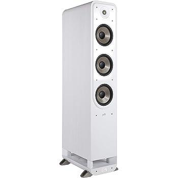 Color Blanco Color Blanco Polk Audio s55e Signature Polk Audio Signature S55/S Altavoz de pie