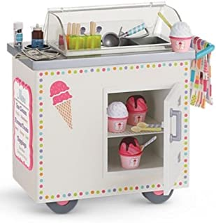 American Girl - Ice Cream Cart for Dolls - Truly Me 2016