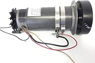 Cybex DC Drive Motor Assembly with Clamp SK-19600 Works 530T 515T 450T Treadmill (Certified Refurbished)