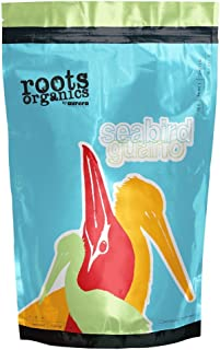 Roots Organics Seabird Guano Powder Fertilizer, 3-Pound