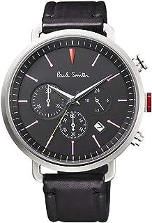 ポールスミス Paul Smith 腕時計 Closed Eyes サイクルクロノグラフ メンズ 時計 ブラック BR1-714-50